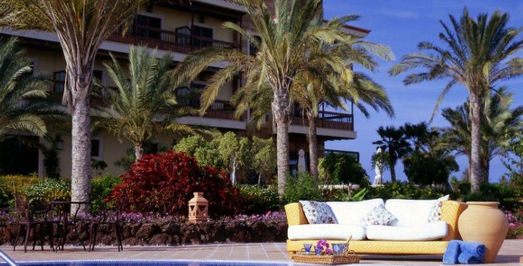 - Hôtel Elba Palace Golf ***** - Fuerteventura - Canaries Fuerteventura