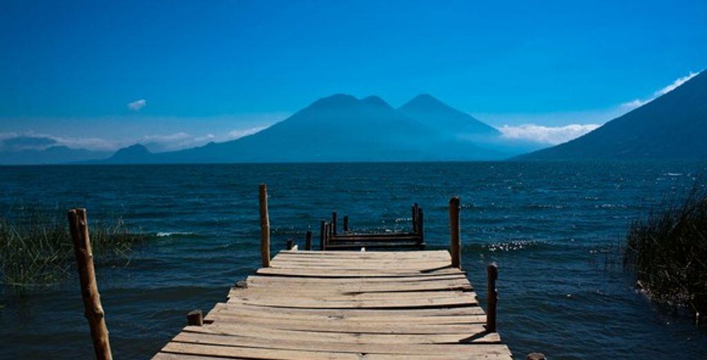 Lac Atitlan - Circuits Guatemala et Honduras :