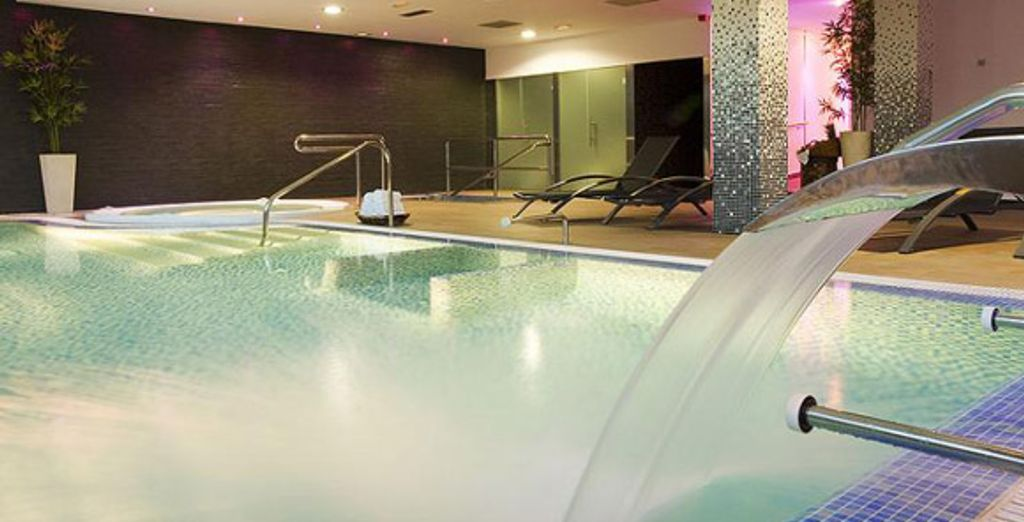Le Spa - Insignia Hotel Andalusi Park **** Séville