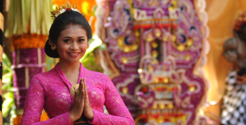 N'attendez plus pour découvrir la douceur de vivre de Bali en Indonésie
