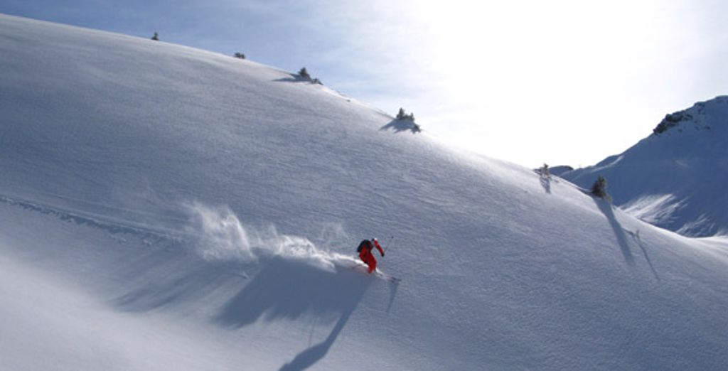 Le ski à Avoriaz