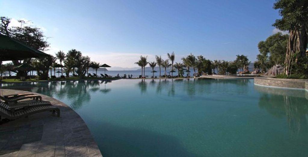 Hon Tam Resort à Nha Trang
