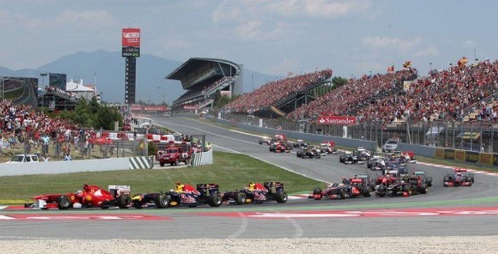 Le circuit de Catalogne - Grand Prix Formule 1 Circuit de Catalogne - 2 nuits en hôtel 3* ou 4* Barcelone