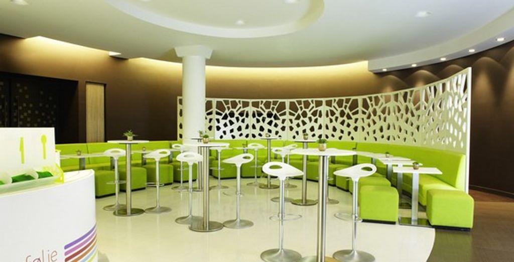 Le restaurant &#34Folie Douce&#34