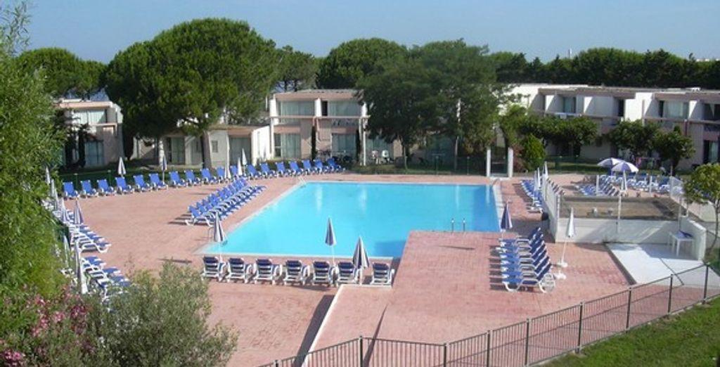La résidence -  Résidence Village Club de Camargue Port Camargue