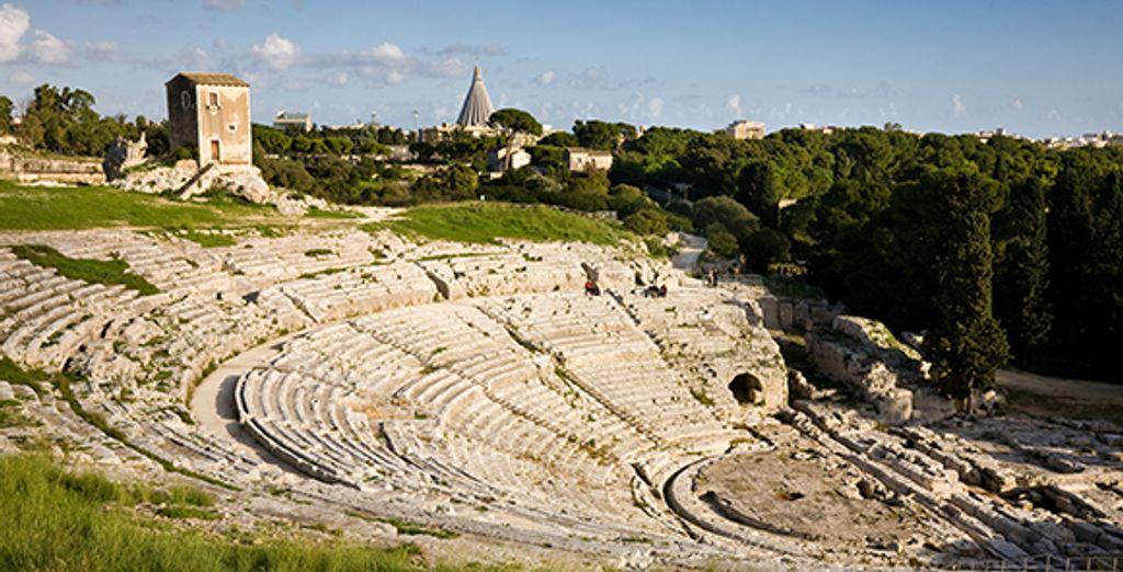 Et le théâtre grec