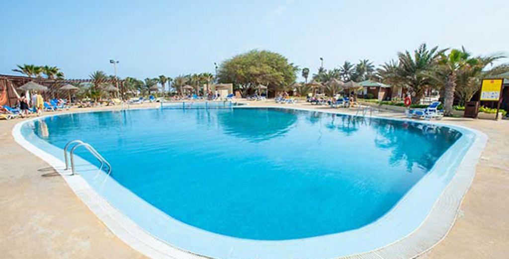 La piscine Santa Maria
