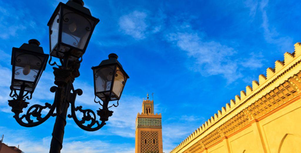 Marrakech vous accueille !
