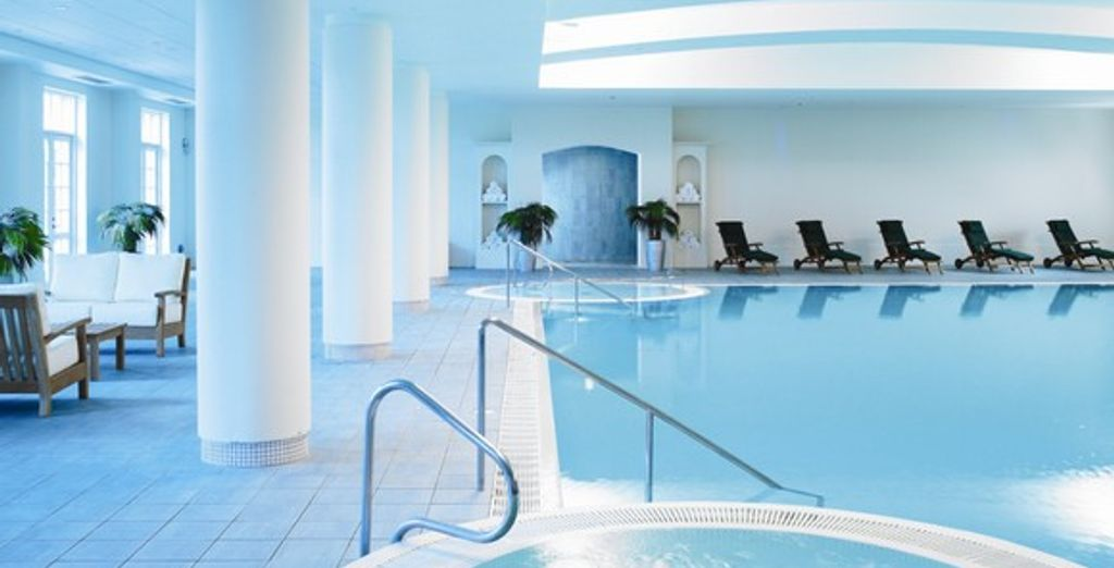 Instants relaxation au spa