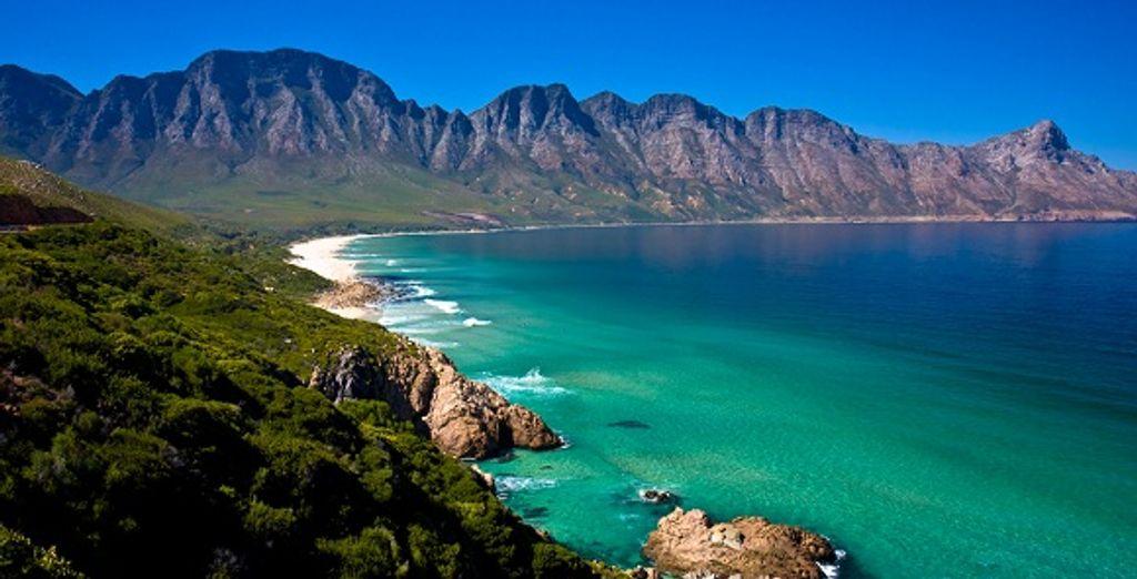 Envolez-vous pour le Cap Vert et ses paysages haut en couleurs - Hôtel Foya Branca Resort **** Sao Vicente