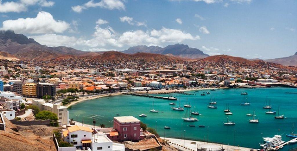 Et profitez de votre séjour au Cap Vert pour visiter Mindelo