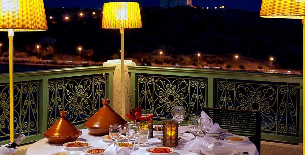 La cuisine marocaine est délicieuse, profitez-en !