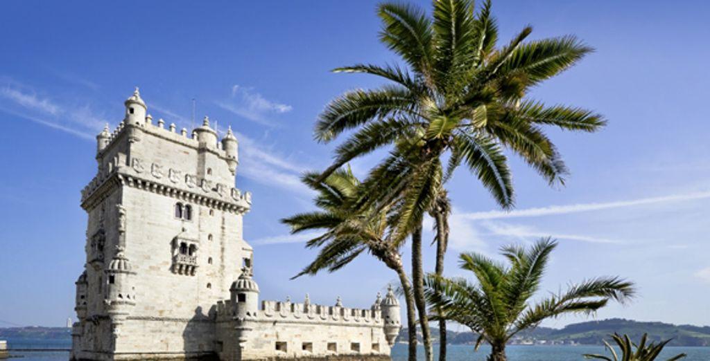 Ne manquez pas les beautés de Lisbonne