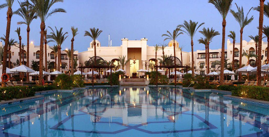 L'un des plus beaux resorts de la mer Rouge... - Intercontinental The Palace 5* Port Ghalib