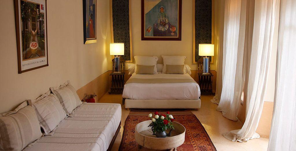 Découvrez une décoration marocaine traditionnelle...