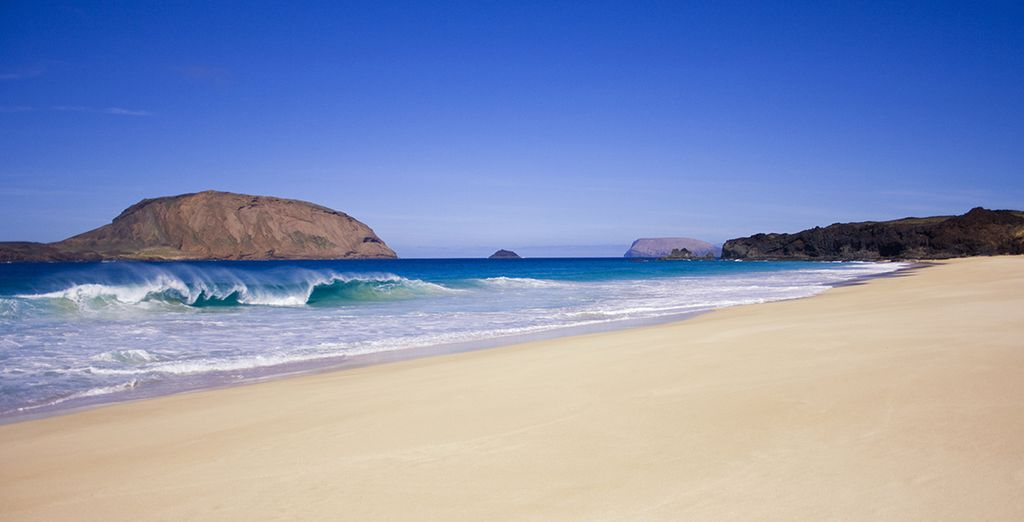 Bon séjour à Lanzarote !