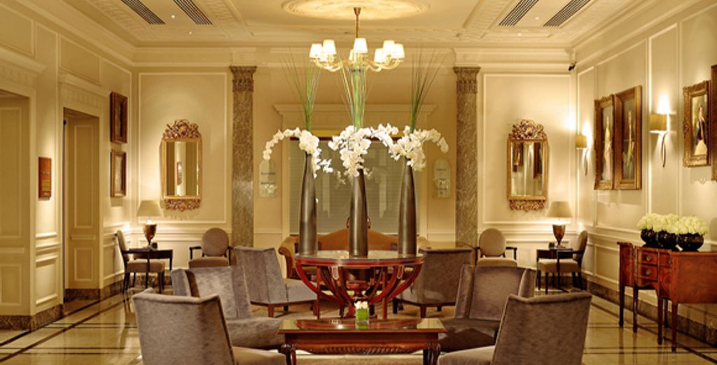 - Hyatt Regency Churchill 5*  - Londres - Royaume Uni  Londres