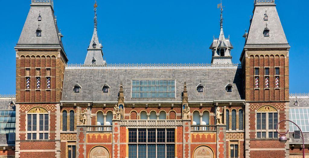 Ne manquez pas le musée Rijksmuseum