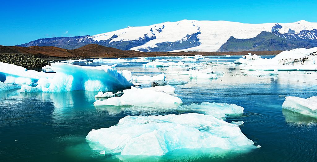 Laissez-vous séduire par les charmes de l'Islande...
