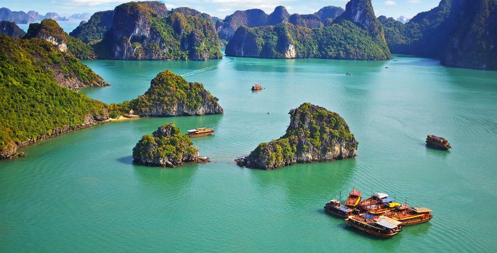 Venez découvrir le Vietnam...