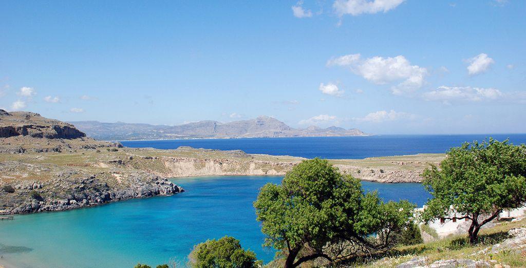 Cap sur Rhodes, une île nature et sauvage