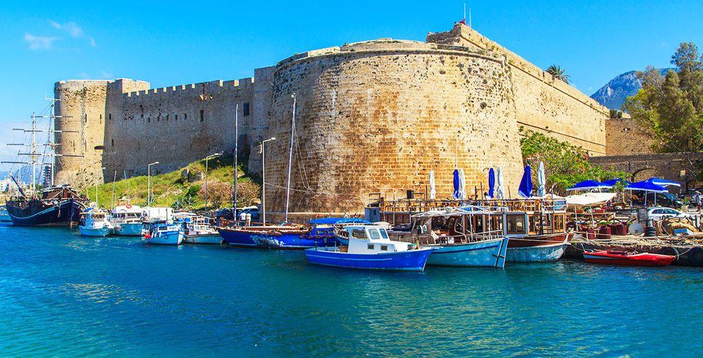 A 10 kilomètres du centre de Kyrenia
