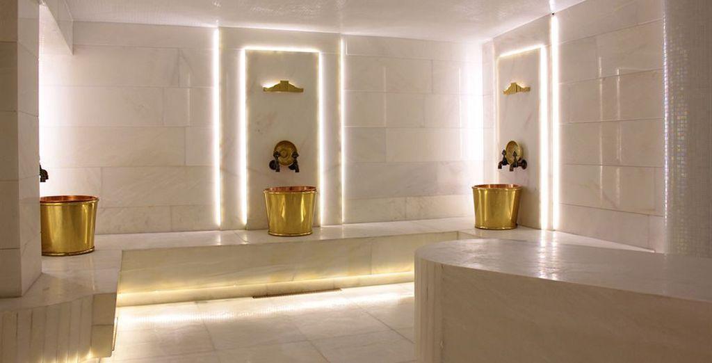 Où durant 3 nuits vous profiterez des bienfaits des eaux thermales de Bursa