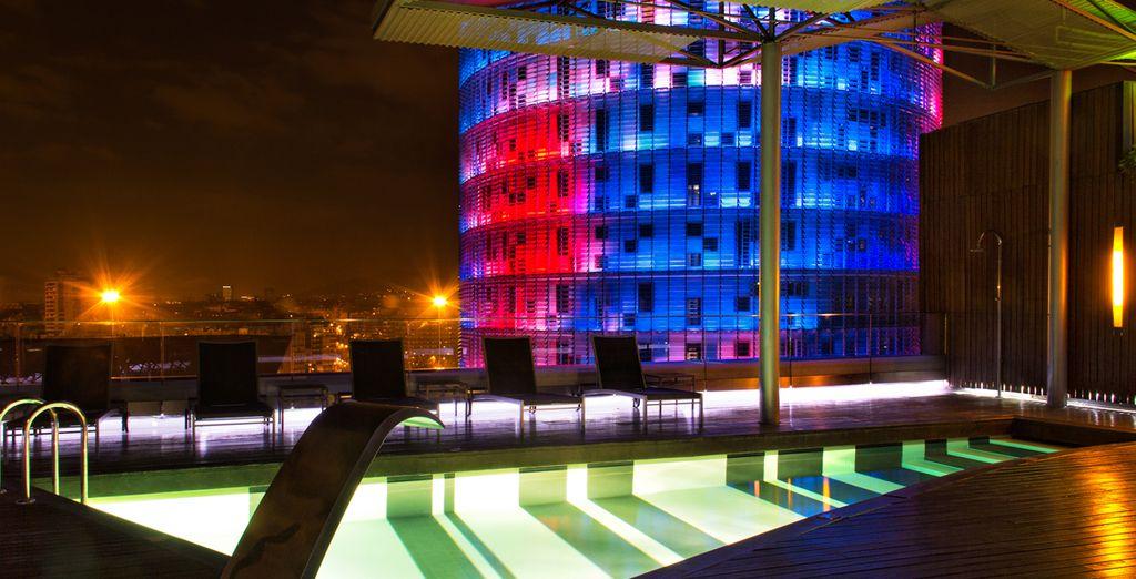 Bienvenue dans le cadre exceptionnel du Silken Diagonal... - Hôtel Silken Diagonal Barcelona 4* Barcelone