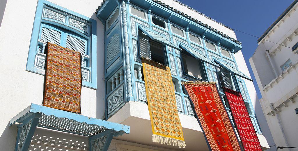 Capitale tunisienne incrite au patrimone de l'UNESCO...
