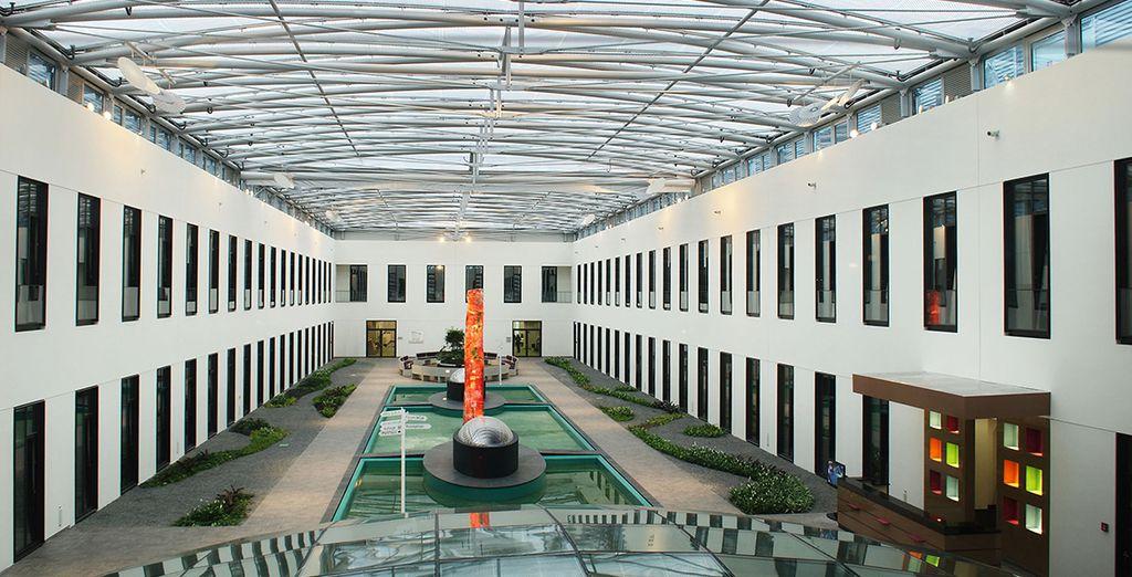 Laissez-vous surprendre par le design du Best Western Premier Hotel Moa Berlin