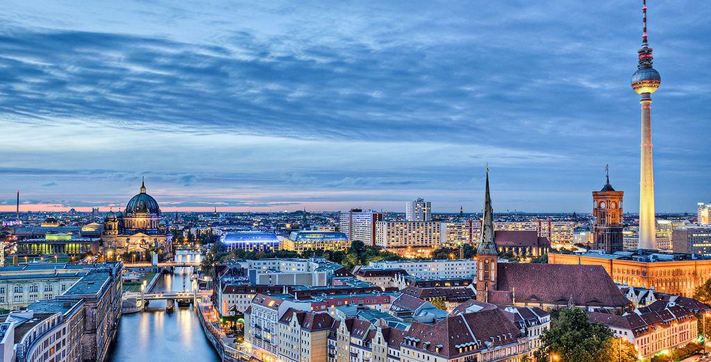 Plongez au cœur de Berlin...