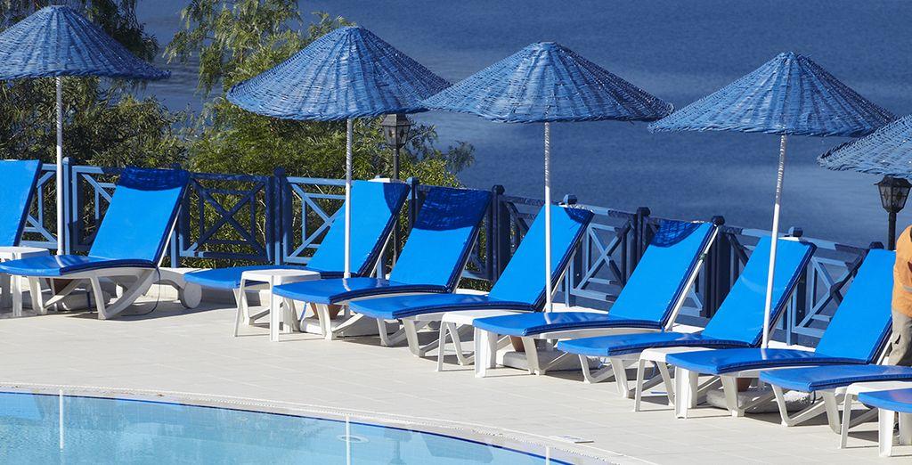 Bienvenue à Bodrum ! - Hôtel Bodrum Holiday Resort & Spa *****  Bodrum