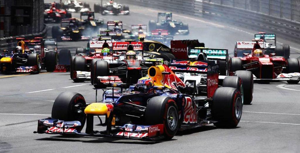 Vivez le Grand Prix de Monaco - Grand Prix de Formule 1 Monaco Monte Carlo