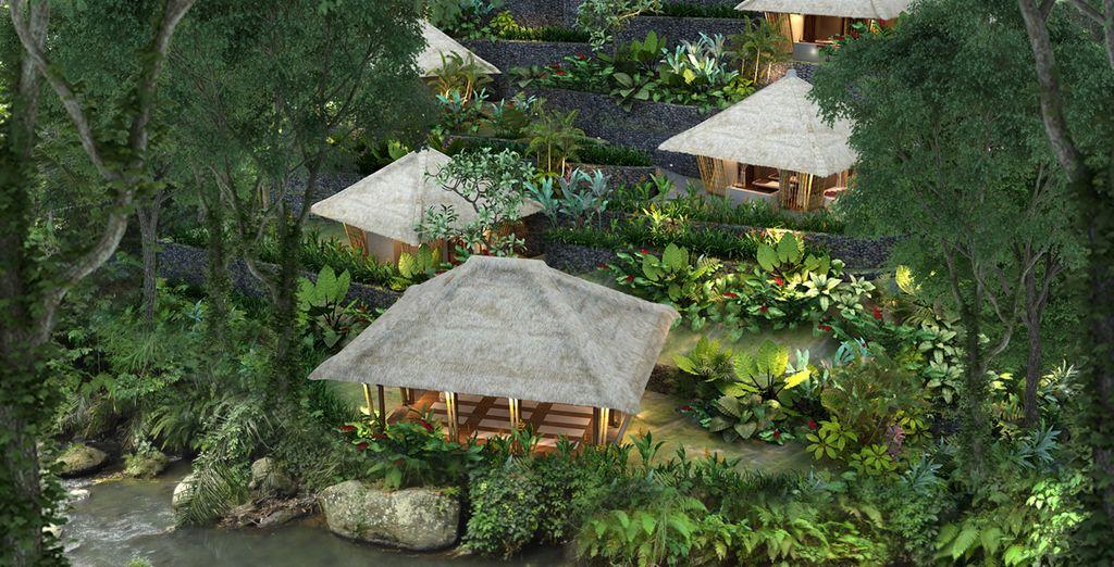 Commencez par faire une halte à Ubud... - Combiné The Lokha Ubud Resort Villas & The Stones Autograph Collection hôtels 5* Ubud