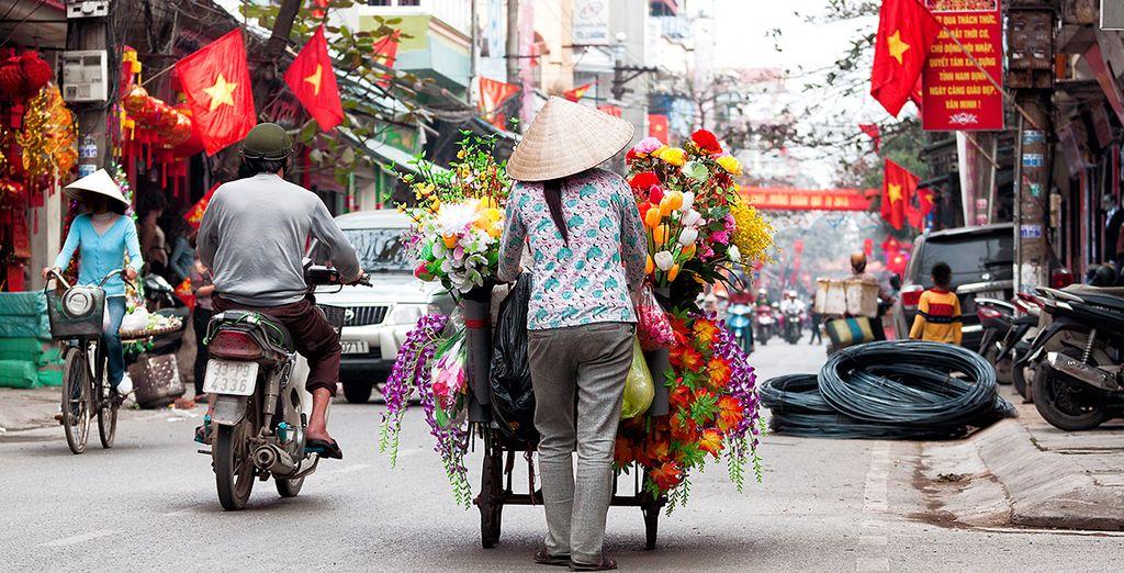 Tout commence ici, à Hanoi