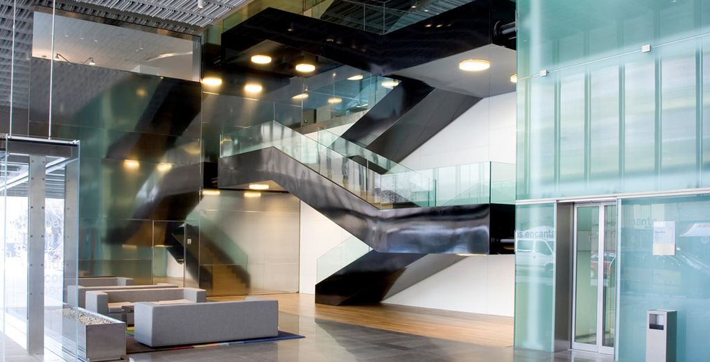 Un établissement moderne et design