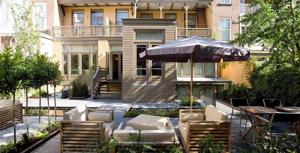 Installez-vous au Roemer, l'une des meilleures adresses de la ville - Hôtel Roemer 4* Amsterdam