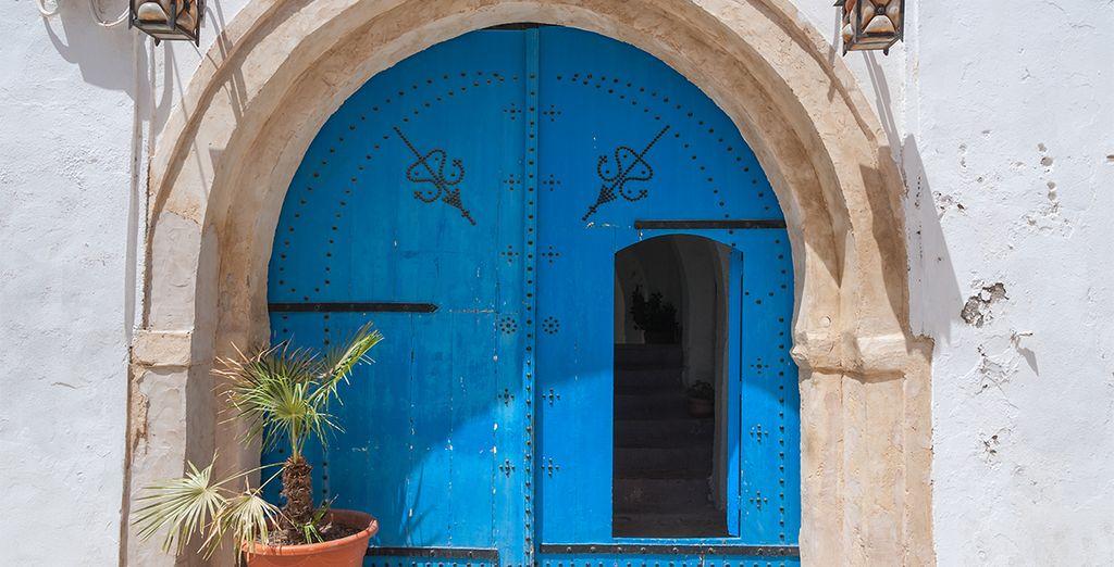 Et de ses merveilles tunisiennes...