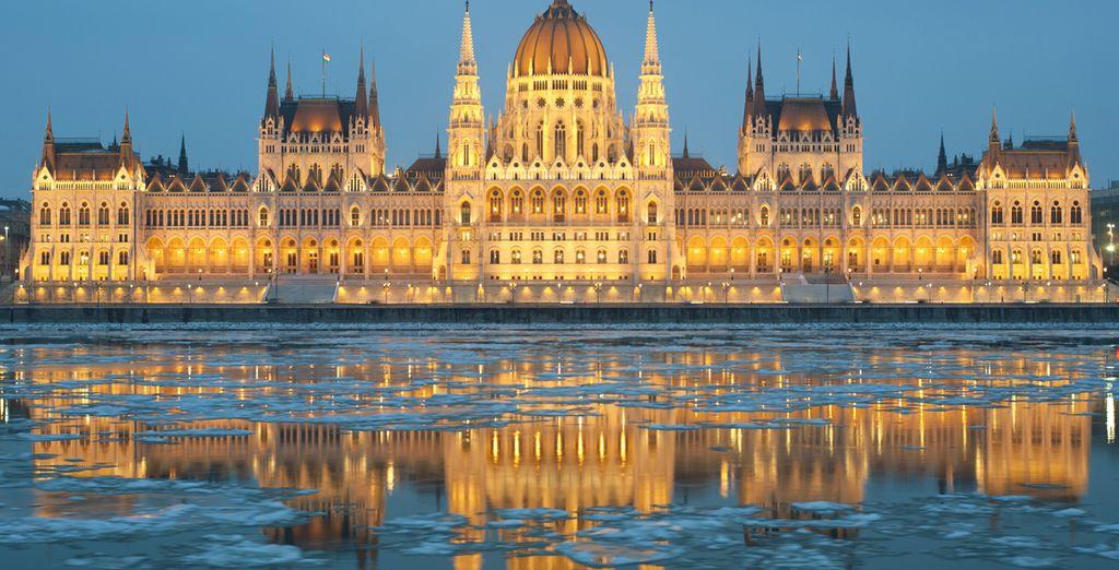 La Perle du Danube vous accueille pour une escapade de charme -  Zara Boutique Hotel 4* Budapest