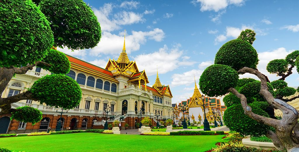 Avant de partir à la découverte du Grand Palais Royal de Bangkok