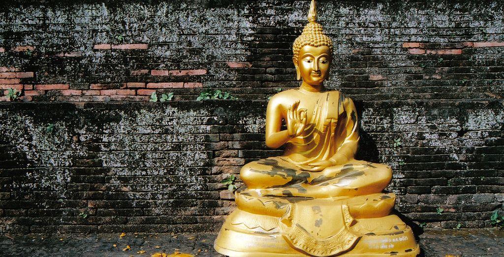 Quoi qu'il en soit, l'âme de la Thaïlande vous envoûtera sans aucun doute