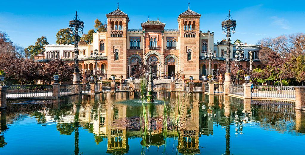 Bienvenue à Séville !
