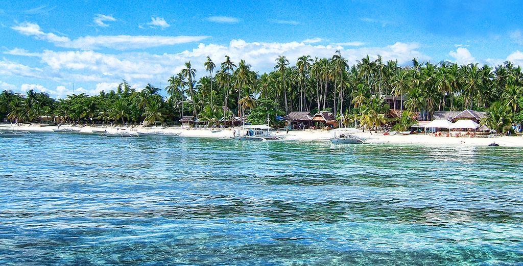 Circuit aux Philippines avec des paysages exceptionnels