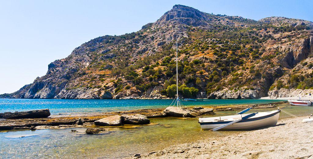 Réservez votre séjour sur l'île de Samos