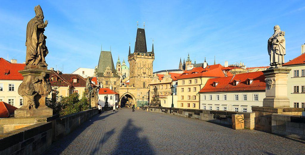 Prague a tellement de richesses à vous offrir !
