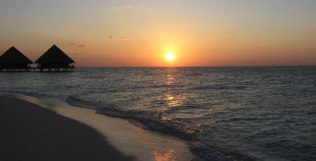 Et prendrez la direction de la plage pour une baignade ou pour un coucher de soleil