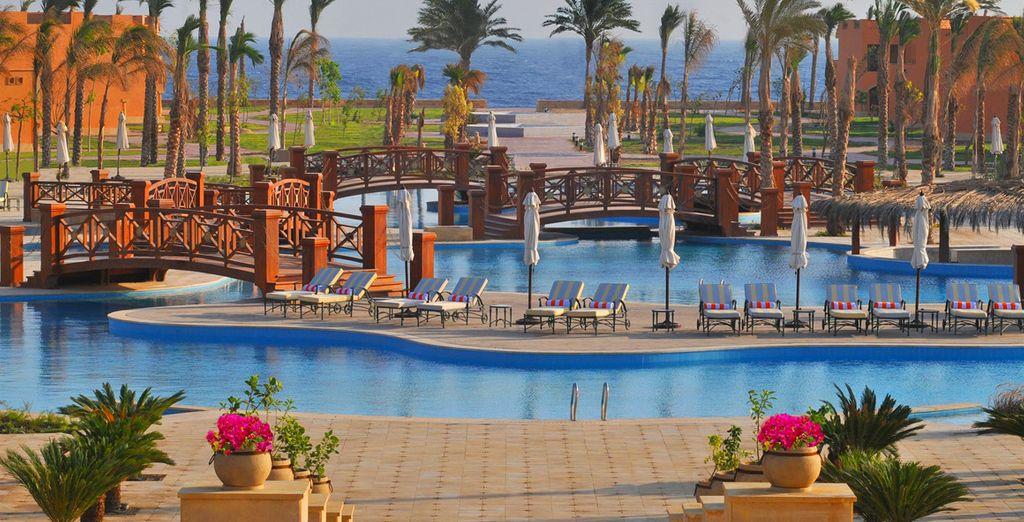 Embarquez pour un séjour en Egypte !