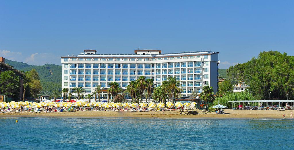 L'Annabella Diamond vous accueille en bord de mer - Hôtel Annabella Diamond 4* sup. Alanya
