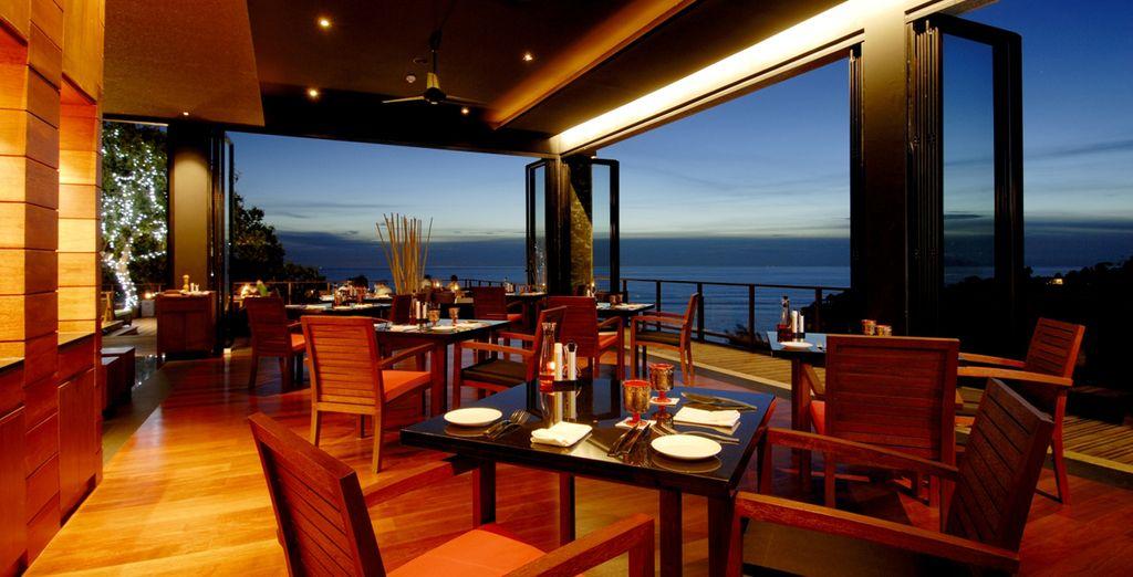 Commencez la journée avec un savoureux petit-déjeuner au restaurant Diavolo
