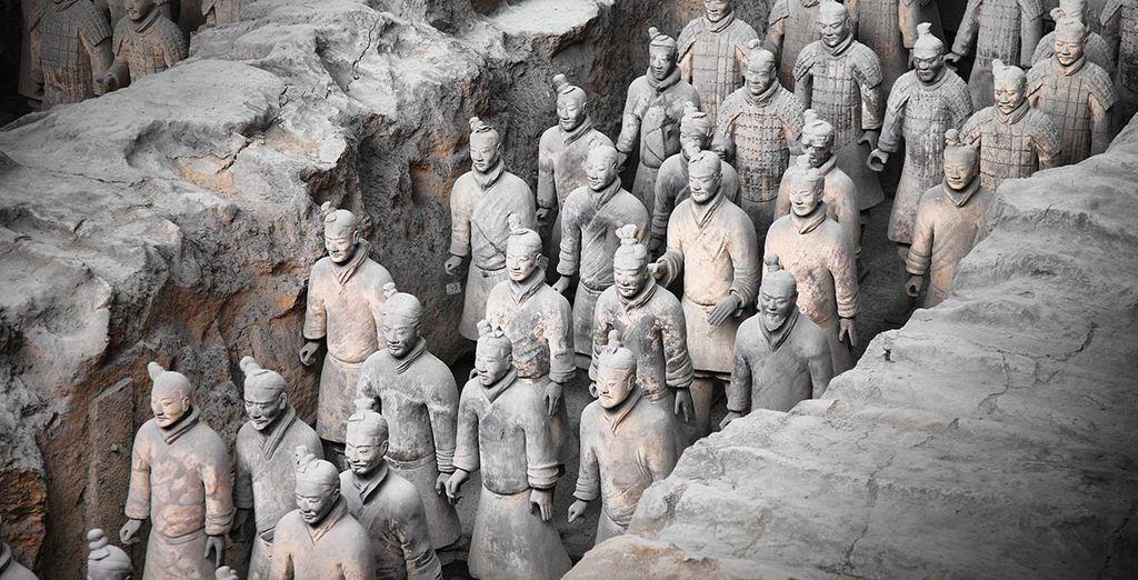 Faites route pour Xi'an et sa surprenante découverte